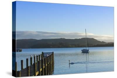 Lake Windermere-James Emmerson-Stretched Canvas Print