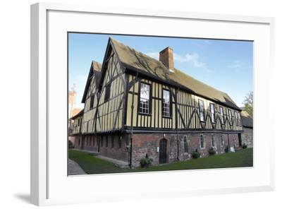 The Merchant Adventurers' Hall-Peter Richardson-Framed Photographic Print