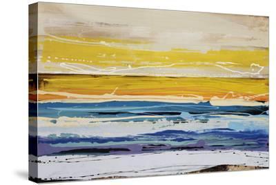 Flow Time-Sydney Edmunds-Stretched Canvas Print