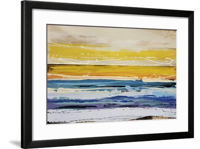 Flow Time-Sydney Edmunds-Framed Giclee Print