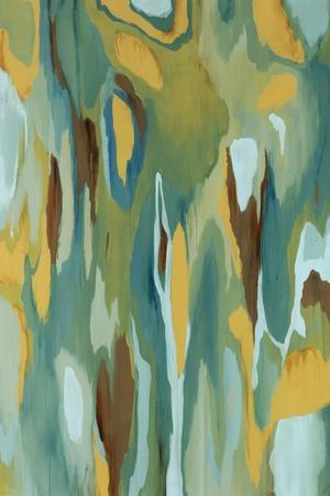 Interplay-Sydney Edmunds-Stretched Canvas Print