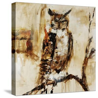 Owley-Jodi Maas-Stretched Canvas Print