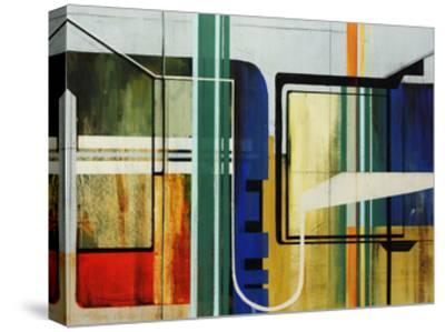 Corner Pocket-Sydney Edmunds-Stretched Canvas Print