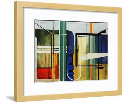 Corner Pocket-Sydney Edmunds-Framed Giclee Print