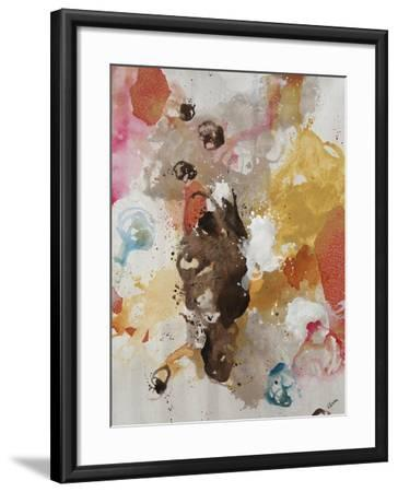 Convivial Hues III-Rikki Drotar-Framed Giclee Print