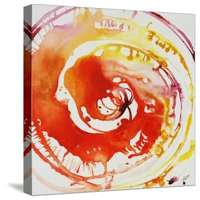 Ring Pop III-Rikki Drotar-Stretched Canvas Print