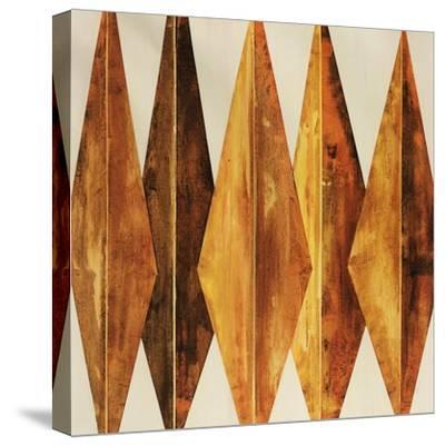 Golden Crown-Sydney Edmunds-Stretched Canvas Print