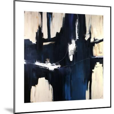 Caves-Sydney Edmunds-Mounted Premium Giclee Print
