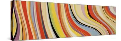 Swirl I-Sydney Edmunds-Stretched Canvas Print