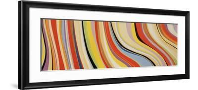 Swirl I-Sydney Edmunds-Framed Giclee Print
