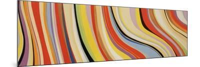 Swirl I-Sydney Edmunds-Mounted Giclee Print
