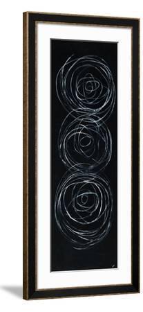 Atomic II-Clayton Rabo-Framed Giclee Print