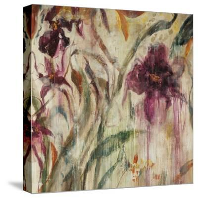 Rain Forest Orchids-Jodi Maas-Stretched Canvas Print