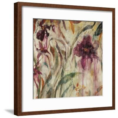 Rain Forest Orchids-Jodi Maas-Framed Giclee Print