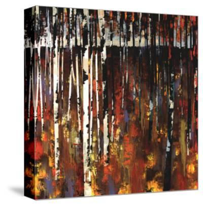 Into the Woods Again-Sydney Edmunds-Stretched Canvas Print