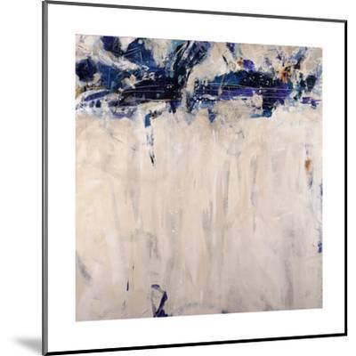 Beethoven in Blue-Jodi Maas-Mounted Giclee Print