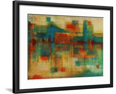 City Spectrum-Joshua Schicker-Framed Giclee Print