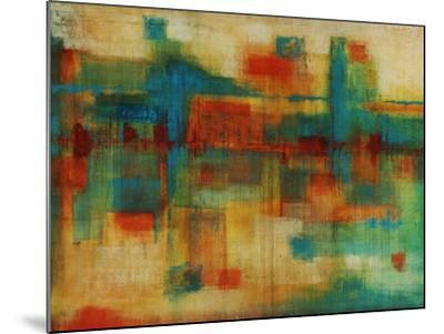 City Spectrum-Joshua Schicker-Mounted Giclee Print