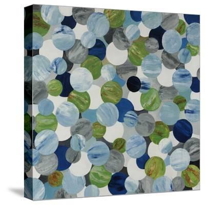 Tiled In-Sydney Edmunds-Stretched Canvas Print