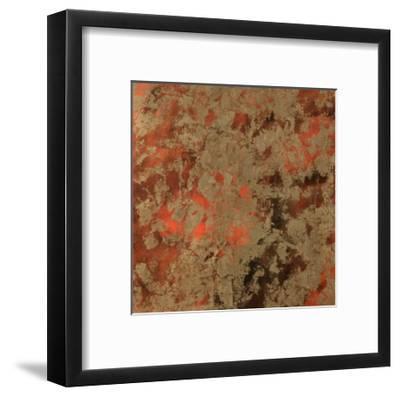 Bhutan Silk II-Jodi Maas-Framed Giclee Print