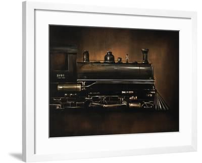Steam Engine-Sydney Edmunds-Framed Giclee Print