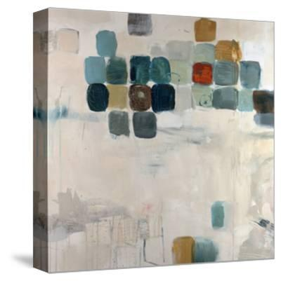 Patio Mosaic-Jodi Maas-Stretched Canvas Print