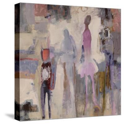 Performers-Jodi Maas-Stretched Canvas Print