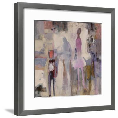 Performers-Jodi Maas-Framed Giclee Print