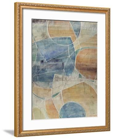Addle III-Joshua Schicker-Framed Giclee Print