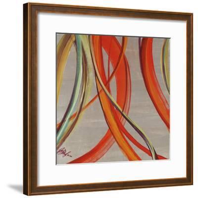 Swirl Pearl-Farrell Douglass-Framed Giclee Print