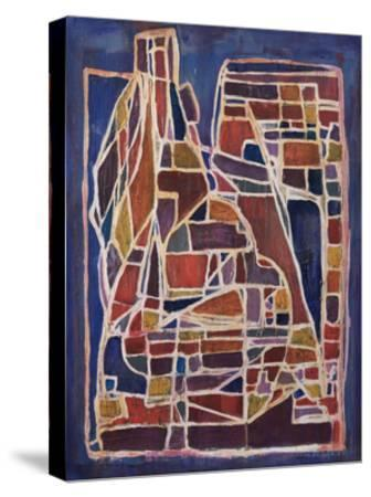 Articulated Color VII-Joshua Schicker-Stretched Canvas Print