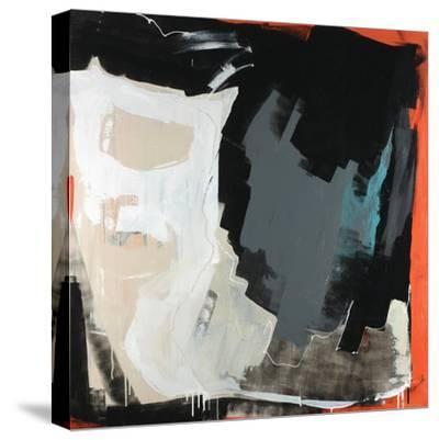 U Tube-Sydney Edmunds-Stretched Canvas Print
