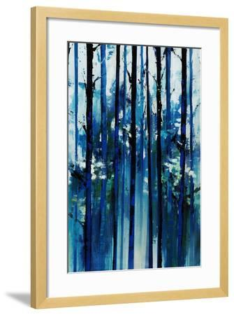 Treehouse Entrance-Sydney Edmunds-Framed Giclee Print