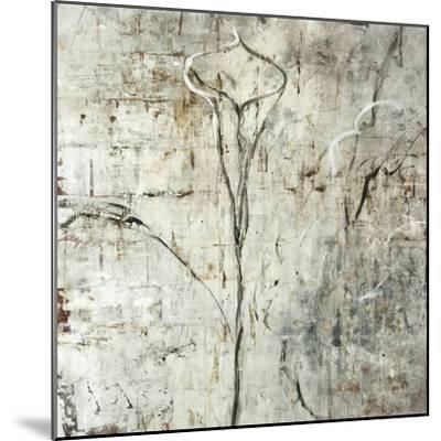 Silver Calla Lily-Jodi Maas-Mounted Premium Giclee Print