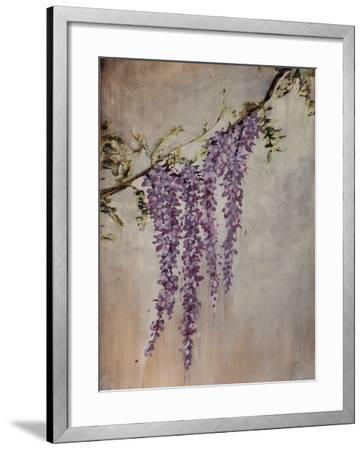 Wisteria-Kari Taylor-Framed Giclee Print