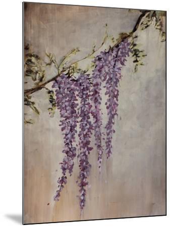 Wisteria-Kari Taylor-Mounted Giclee Print