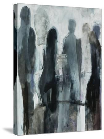 Night Walk-Clayton Rabo-Stretched Canvas Print