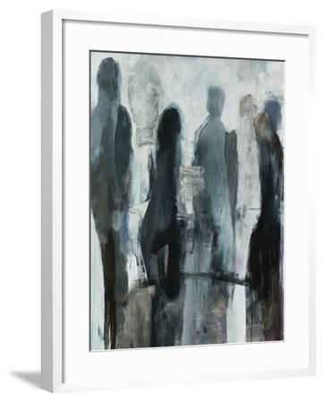 Night Walk-Clayton Rabo-Framed Giclee Print