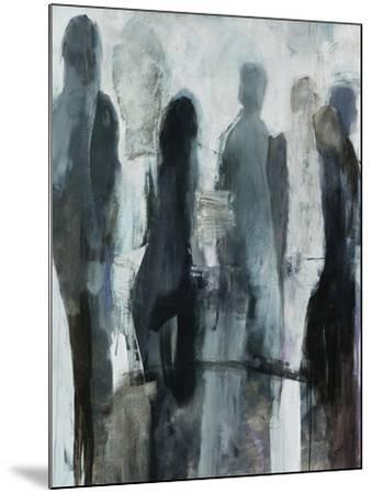 Night Walk-Clayton Rabo-Mounted Giclee Print