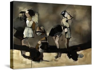 Ancient Machine-Kari Taylor-Stretched Canvas Print