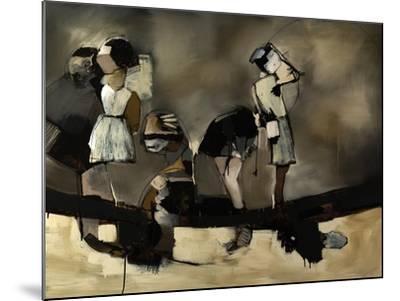 Ancient Machine-Kari Taylor-Mounted Giclee Print