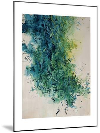 To the Point I-Sydney Edmunds-Mounted Giclee Print