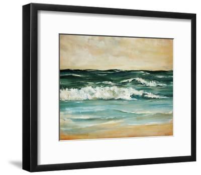 Ocean Light II-Sydney Edmunds-Framed Giclee Print