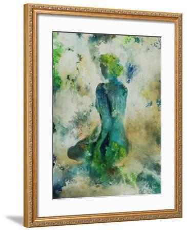 Reflection Form-Rikki Drotar-Framed Giclee Print