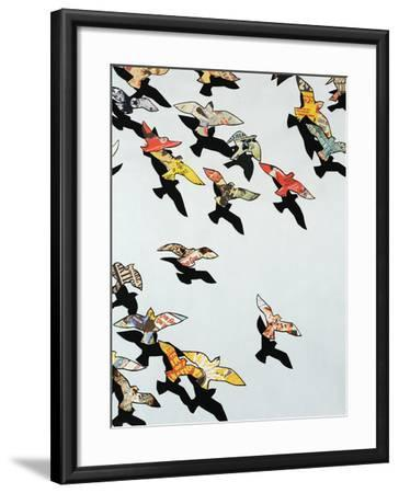 Retro Flight-Sydney Edmunds-Framed Giclee Print