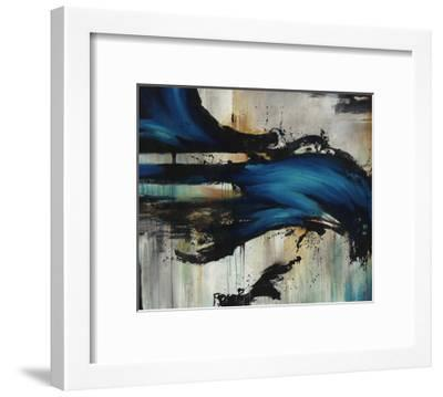 Midnight Splash-Rikki Drotar-Framed Giclee Print