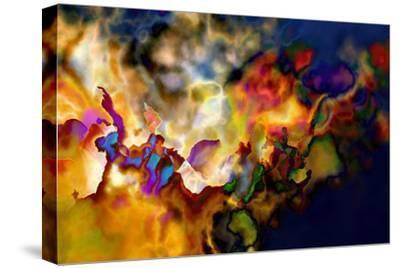 Fiery-Ursula Abresch-Stretched Canvas Print