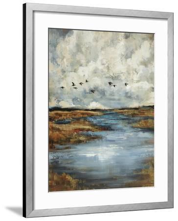 Days Flight-Sydney Edmunds-Framed Giclee Print
