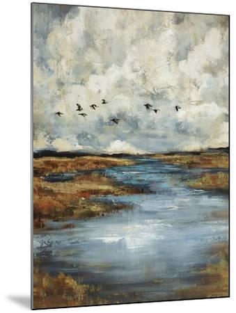 Days Flight-Sydney Edmunds-Mounted Giclee Print