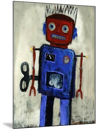 Iron Man-Clayton Rabo-Mounted Giclee Print